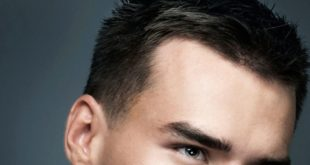 Мужские стрижки 2018-2019 на короткие волосы