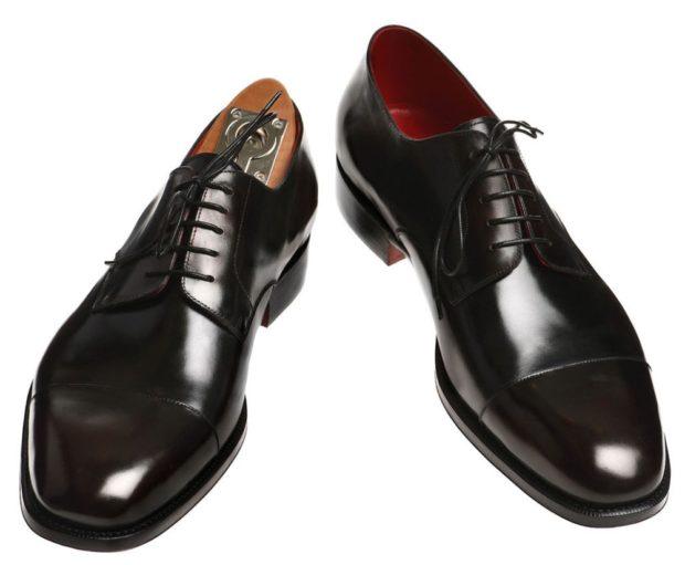 туфли классика коричневые