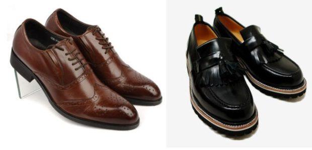 коричневые туфли лаковые черные лоферы мужские