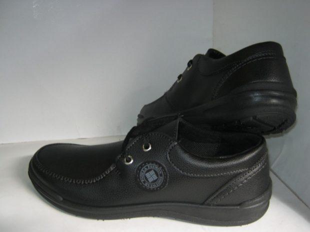 туфли спортивные литая подошва