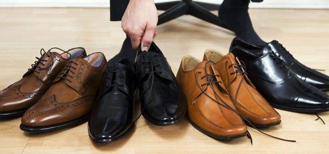 Мужская обувь весна-лето 2021 фото