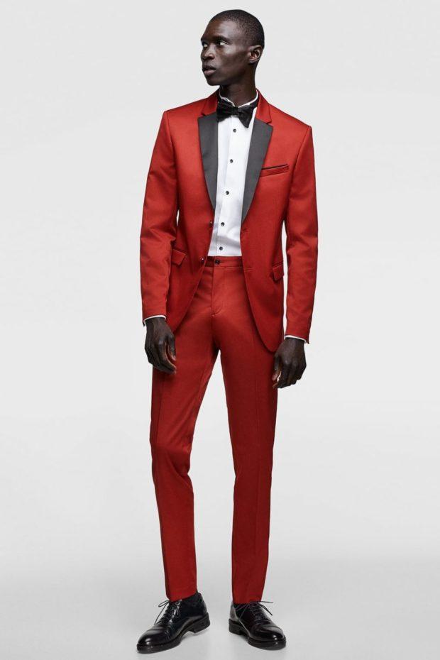 a36fc155 Смотри! Мужские костюмы 2018-2019 года модные тенденции 104 фото