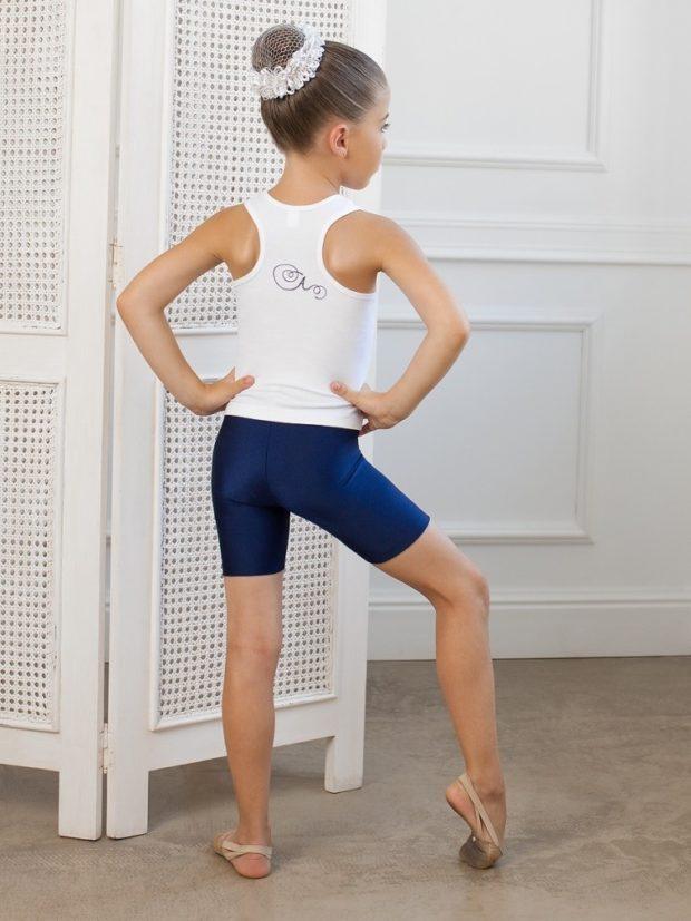 спортивный костюм майка шорты эластичные