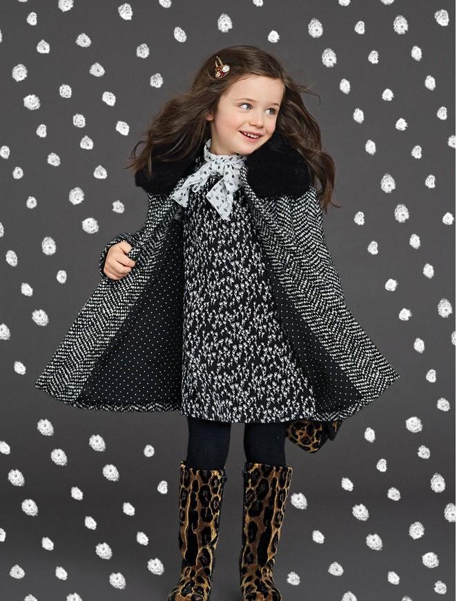 итальянский стиль пальто в гусиную лапку серое под платье