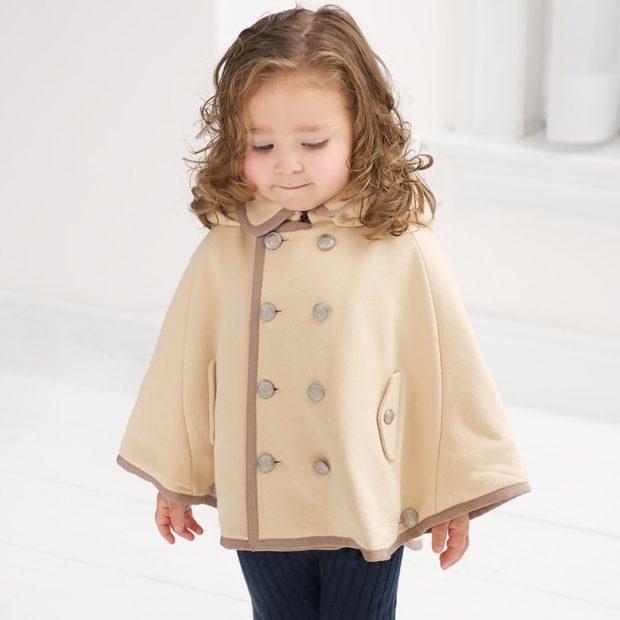 итальянский стиль пальто бежевое двубортное летучая мышь