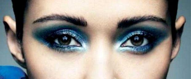 смоки айс синие