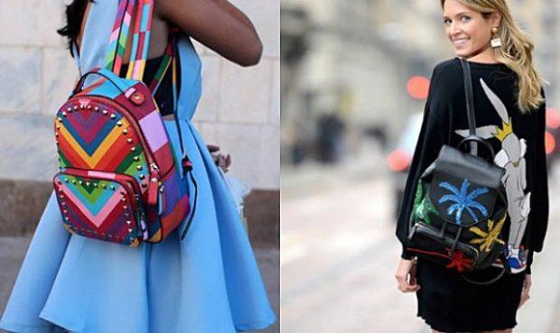рюкзаки яркие
