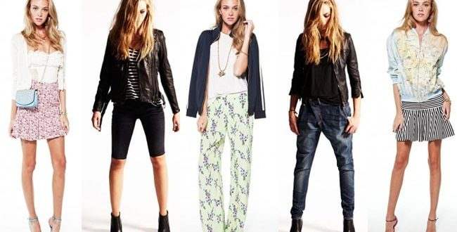 Мода 2020 лето подростки