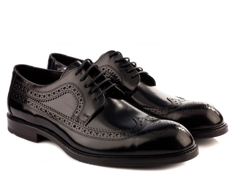 туфли оксфорды черные