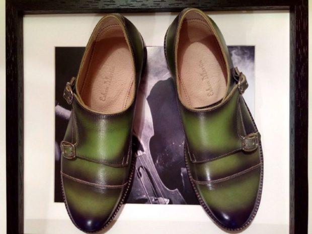 монки зелено-черные