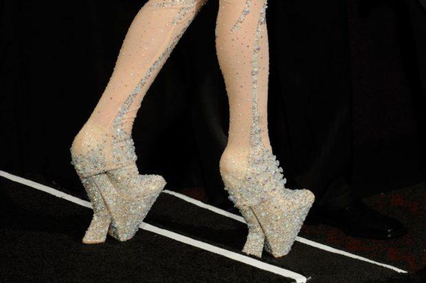 туфли каблук оригинальный