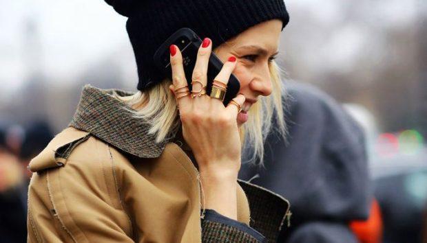 модные женские аксессуары: кольца разной формы