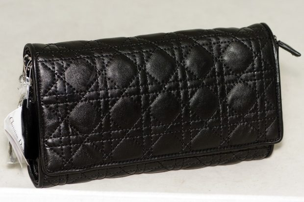 сумка-клатч черная