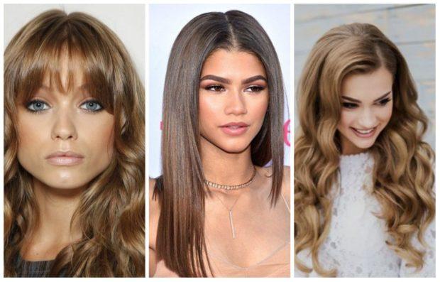 модный цвет волос: светло-русые натуральный блонд