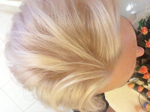 тонирования для блондинок от желтизны