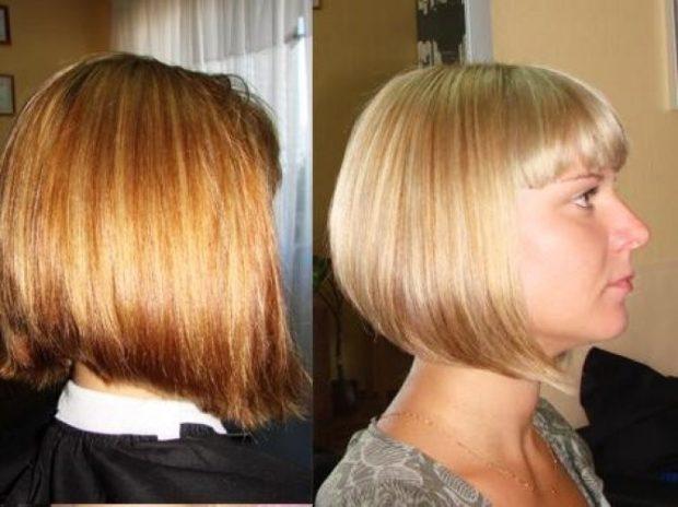тонирования для блондинок от рыжего к блонду