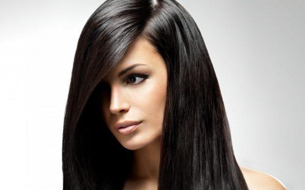модные цвета волос: натуральные темные