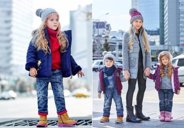модные детские курточки осень зима 2019-2020