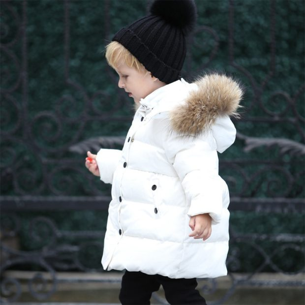 детские куртки для девочек зима: белая осень зима 2019-2020
