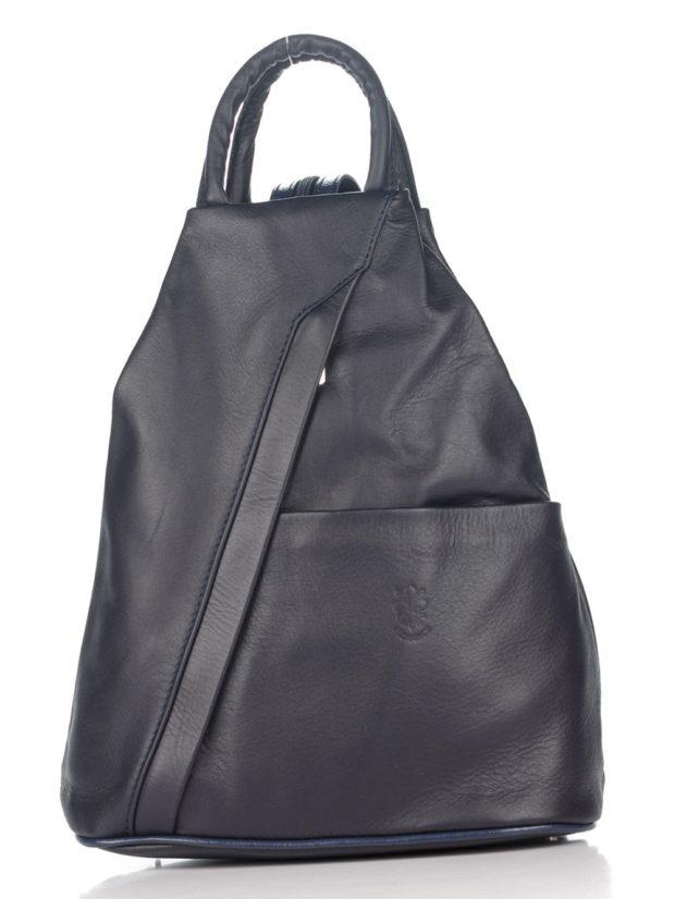 рюкзак кожаный мешок