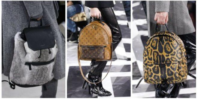 5a05a906c Смотри! Модные рюкзаки 2019-2020 года модные тенденции 150 фото женские
