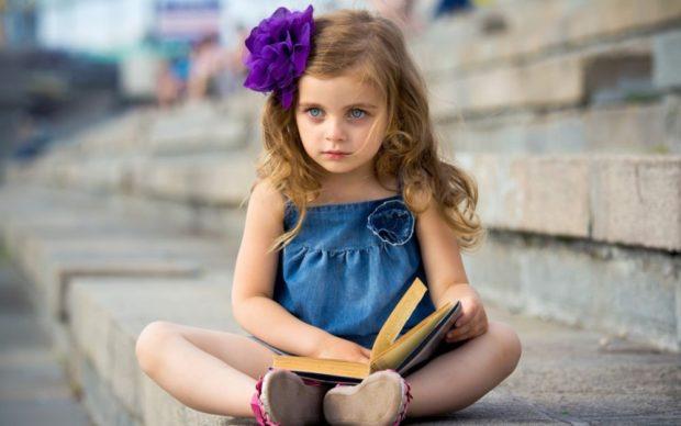 стрижка для девочки: каскад удлиненный