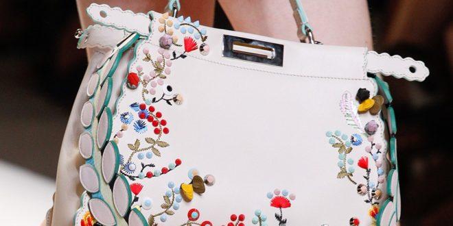 Модные женские сумки весна-лето 2021: фото.