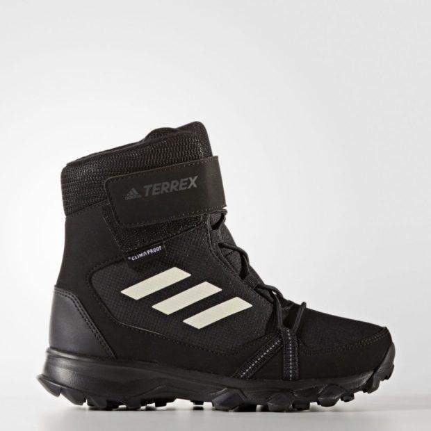 мужская обувь осень зима 2019-2020: спортивные ботинки черные на толстой подошве
