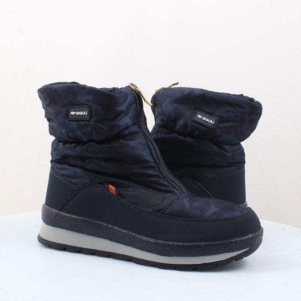 модная мужская обувь осень зима 2018-2019: дутики короткие