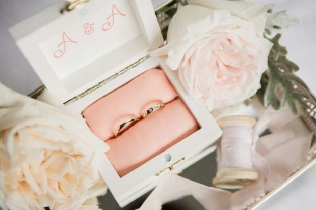 Обручальные кольца 2019-2020: классические кольца на свадьбу золотые