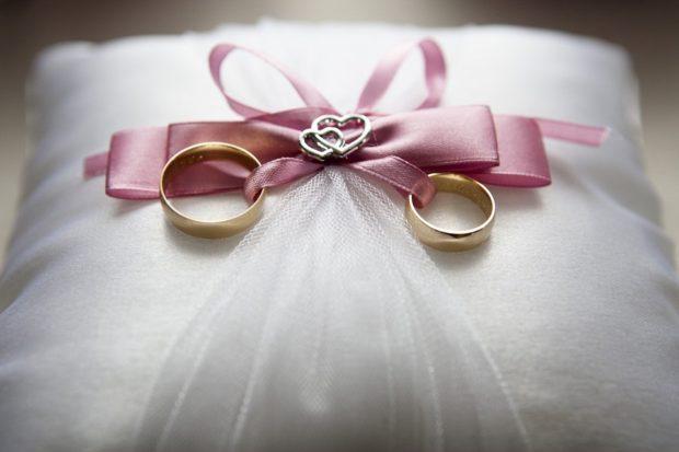 классические кольца золотые