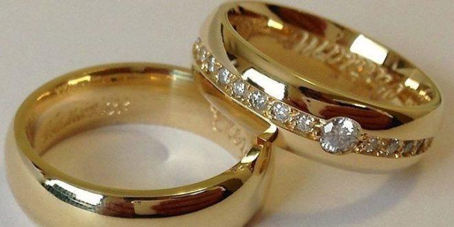 Обручальные кольца 2020-2021