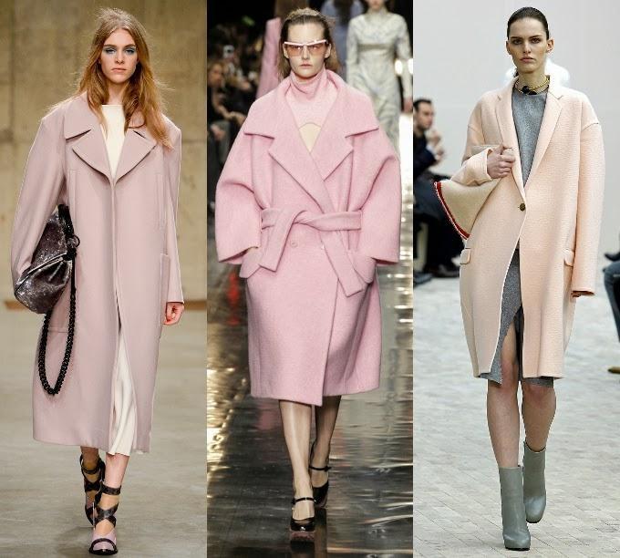 светло сиреневое пальто с поясом