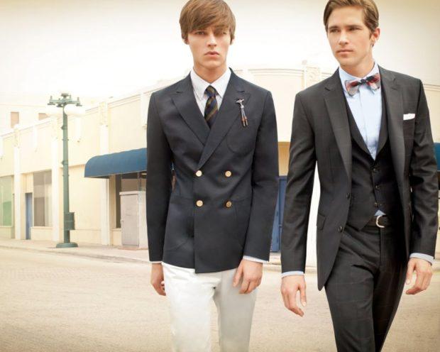 мужская школьная форма пиджак брюки жилетка