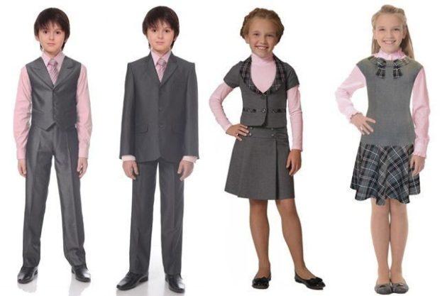 сарая школьная форма брюки жилетка пиджак юбки и жилетки под розовые рубашки и блузки