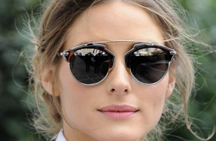 солнцезащитные очки женские 2018 2019: оверсайз