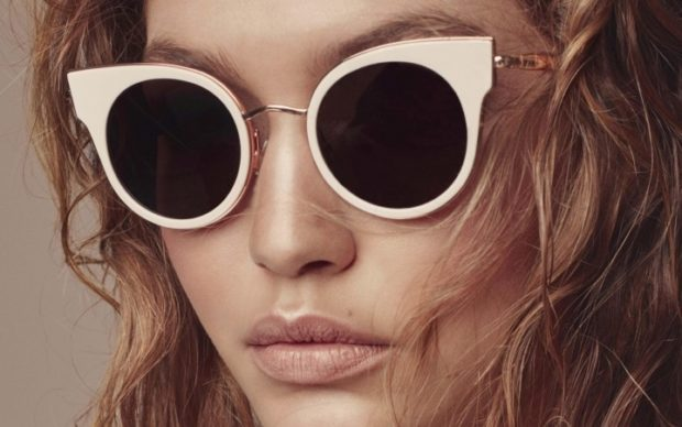 модные солнечные очки 2018 2019 женские: форма лисы