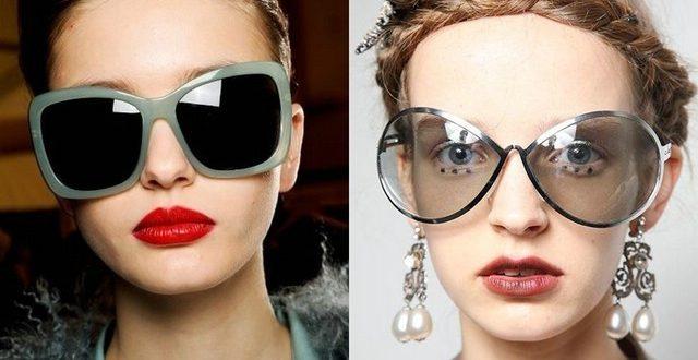 Женские солнцезащитные очки 2020-2021: тренды, фото.