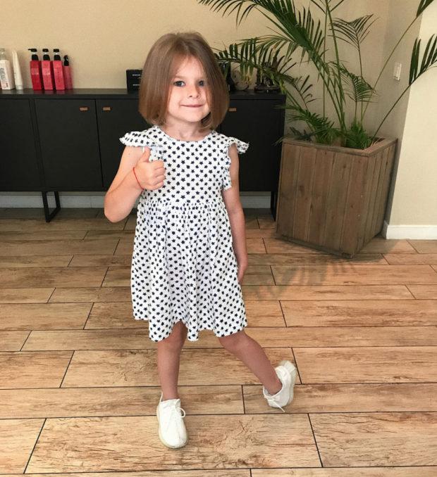 Модные стрижки для девочек