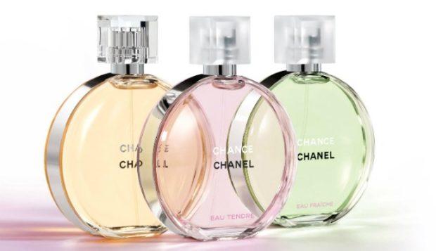 модный парфюм 2018-2019: духи женские Chanel Chance