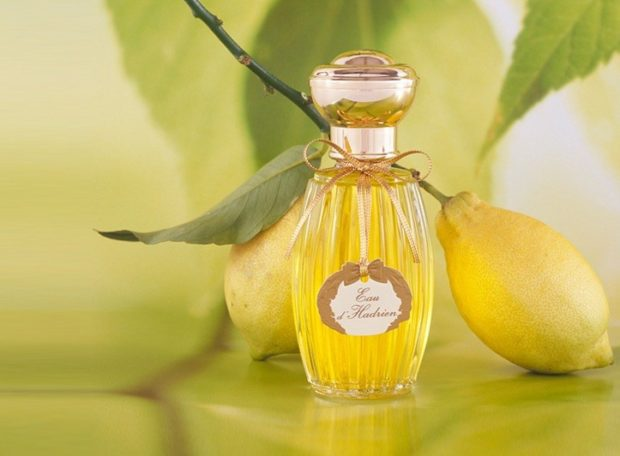 модный парфюм 2018-2019: духи женские с ароматом лимона
