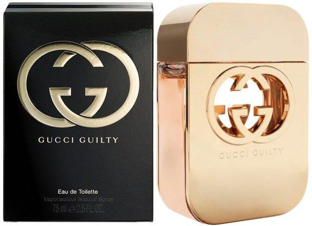 модный парфюм 2018-2019: духи женские Gucci Guilty