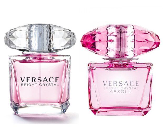 модный парфюм 2018-2019: Versace Bright Crystal