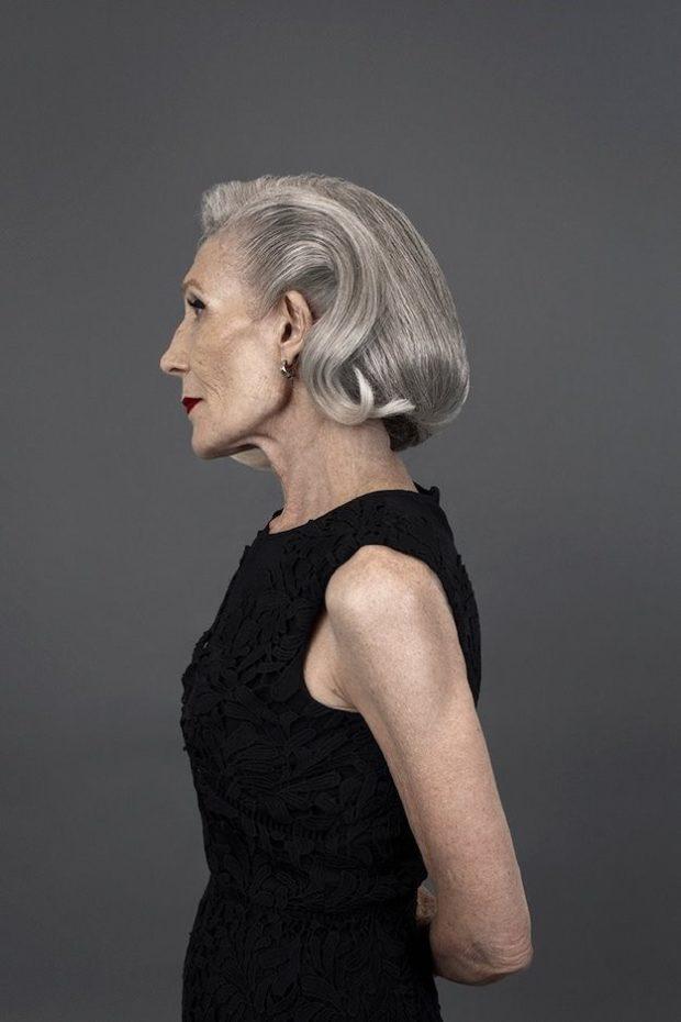 женская красивая стрижка на короткие волосы 2018 2019. После 60 лет