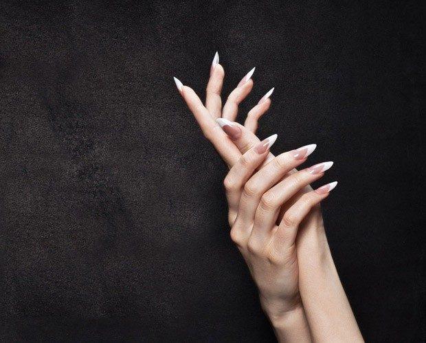 Картинка длинные пальцы