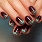 Модный дизайн ногтей шеллак 2018 года. Фото. На короткие и длинные ногти. Весна, лето, осень, зима.