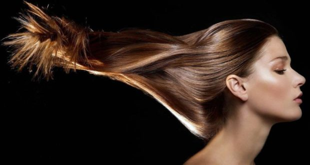красивые густые волосы крепкие