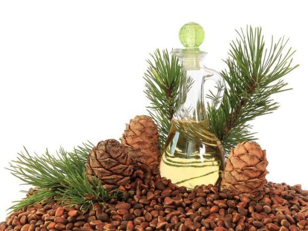 Кедровые орешки масло для волос