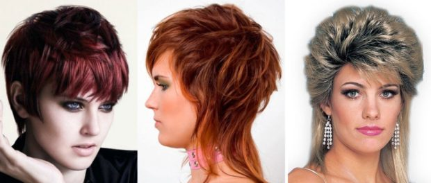 женская стрижка гаврош на разную длину волос