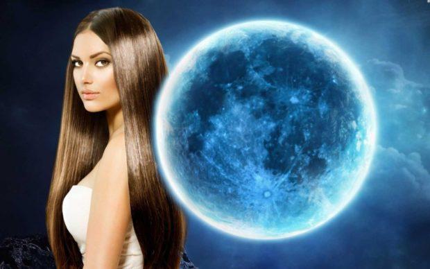 лунный календарь и волосы